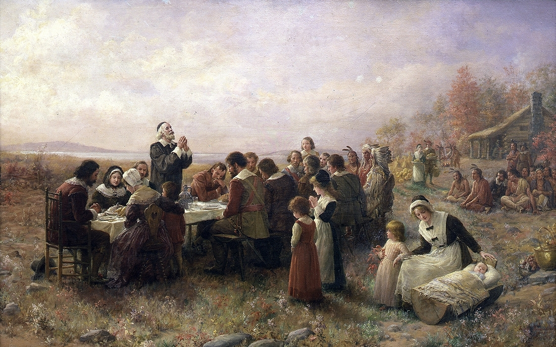 the origins history and traditions of the puritans Learn more about this scrooge-like moment in new england history how the puritans banned christmas full of traditions, feast days.