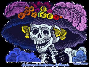 La Calavera de la Catrina - Jose Guadalupe Posada