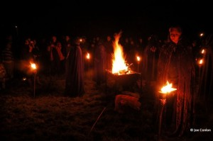 Hill of Ward Halloween/Samhain Celebration