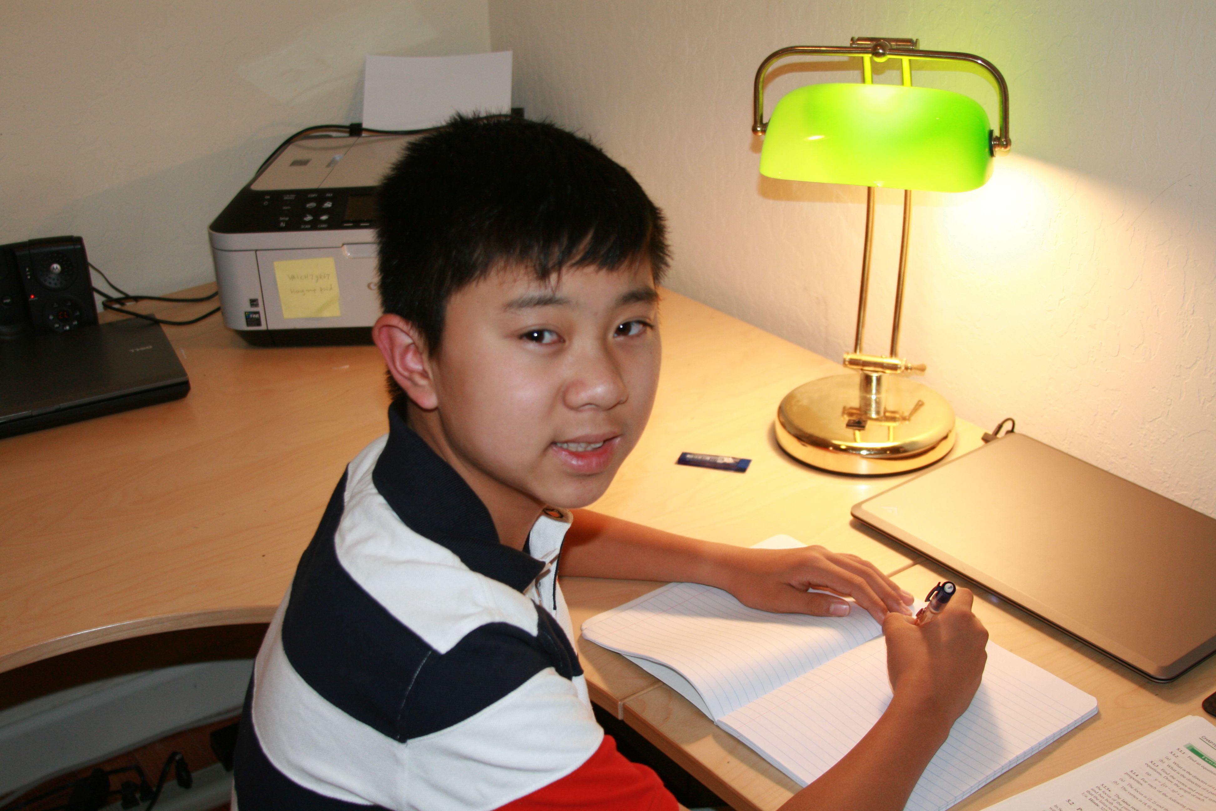 Words of Wisdom from the Whisperer: Student Chat with Anthony Ding