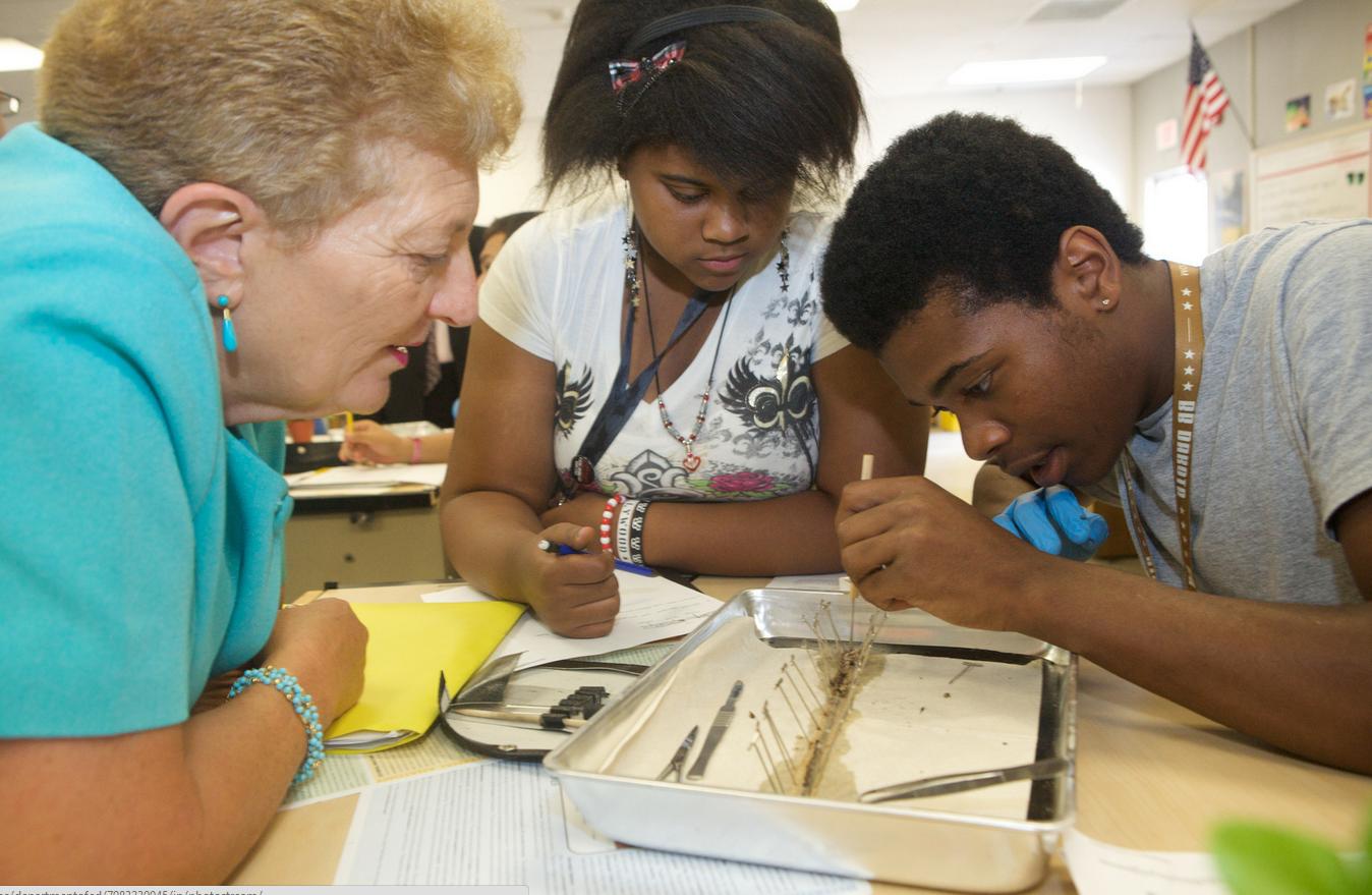 Blog Series: High School Academic Internships