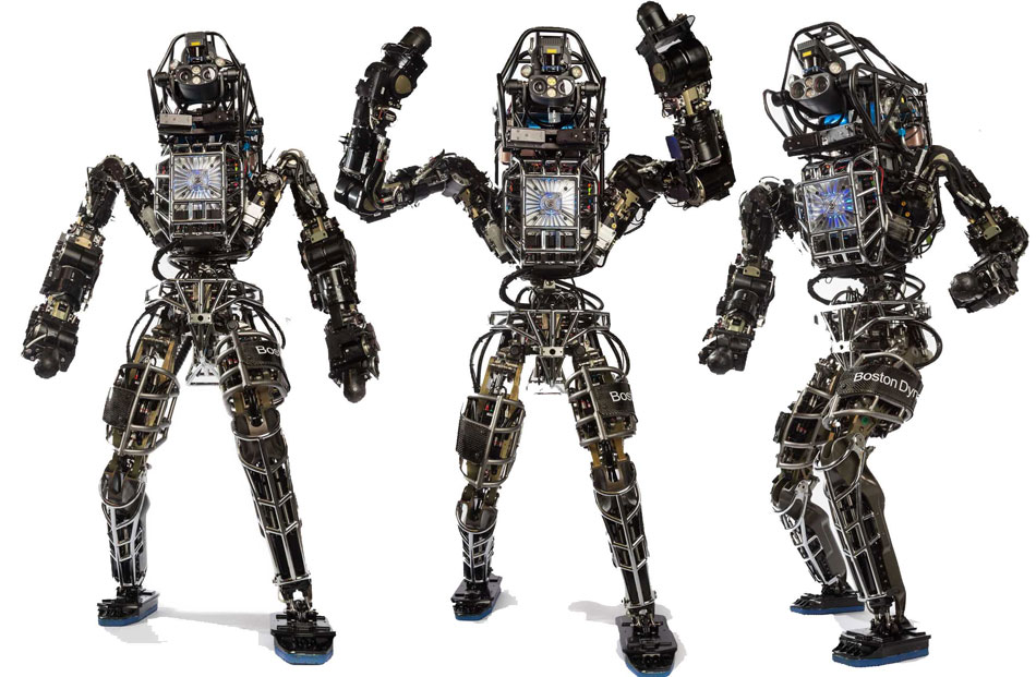 Robotics and Math