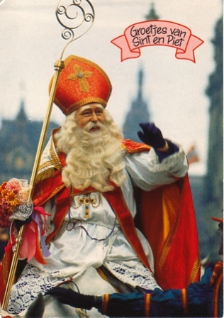 'Tis the Season: A Flurry of Winter Festivals and Traditions – Stave 3 (Santa and Contemporary Christmas!) – The End of It