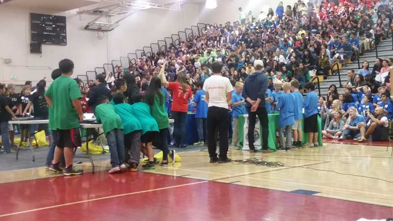 OC Math Field Day 2015
