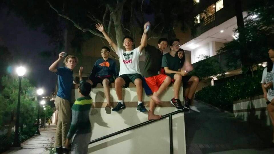 UCLA Summer Camp 2015
