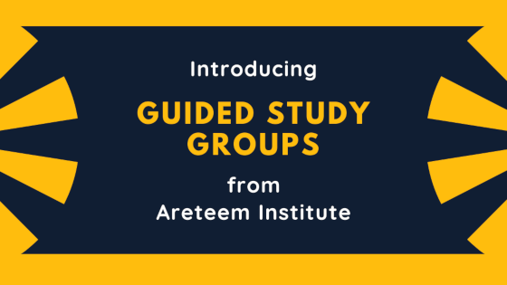 Guided Study Groups Banner