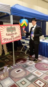 carnival-barker