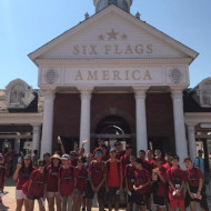 Six Flags In Washington