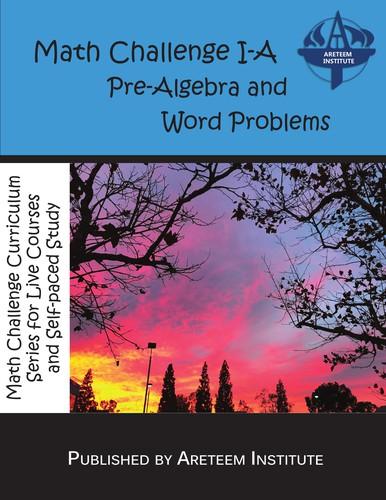 Math Challenge I-A Pre-Algebra and Word Problems