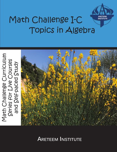 Math Challenge I-C Topics in Algebra