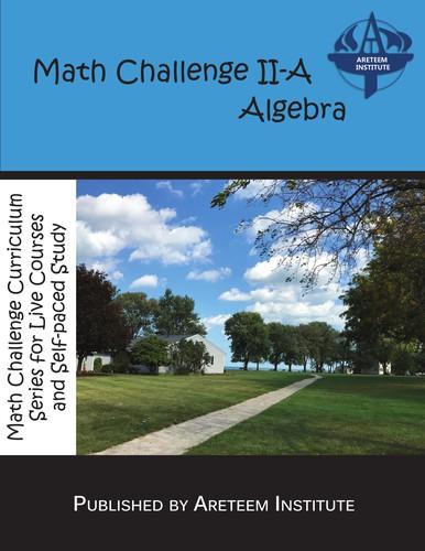 Math Challenge II-A Algebra