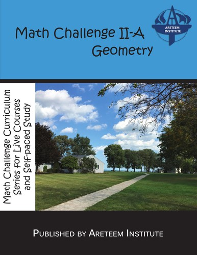 Math Challenge II-A Geometry