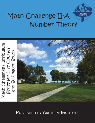 Math Challenge II-A Number Theory