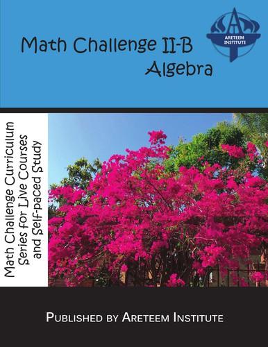 Math Challenge II-B Algebra