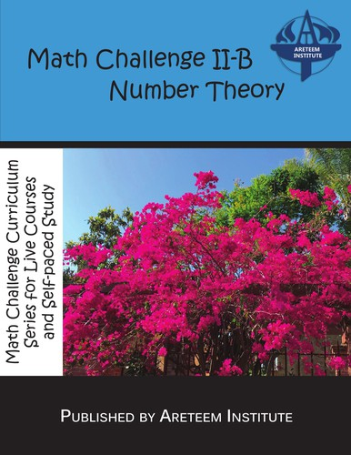 Math Challenge II-B Number Theory