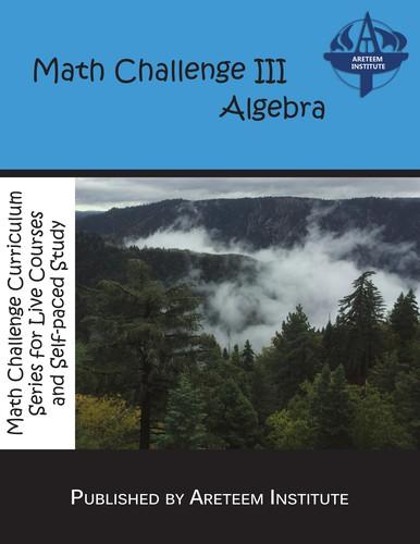 Math Challenge III Algebra