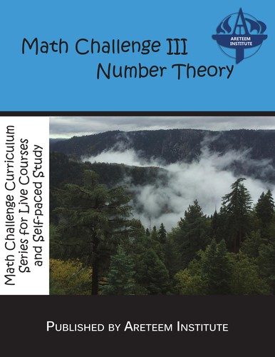 Math Challenge III Number Theory