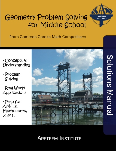 Geometry Problem Solving For Middle School Solutions Manual