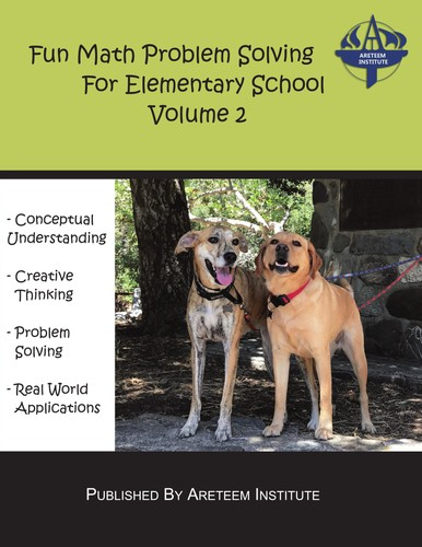 Fun Math Problem Solving For Elementary School Volume 2