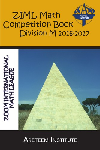 ZIML Math Competition Book Division M 2016-2017