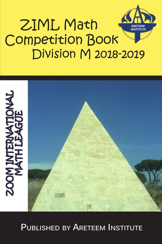 ZIML Math Competition Book Division M 2018-2019